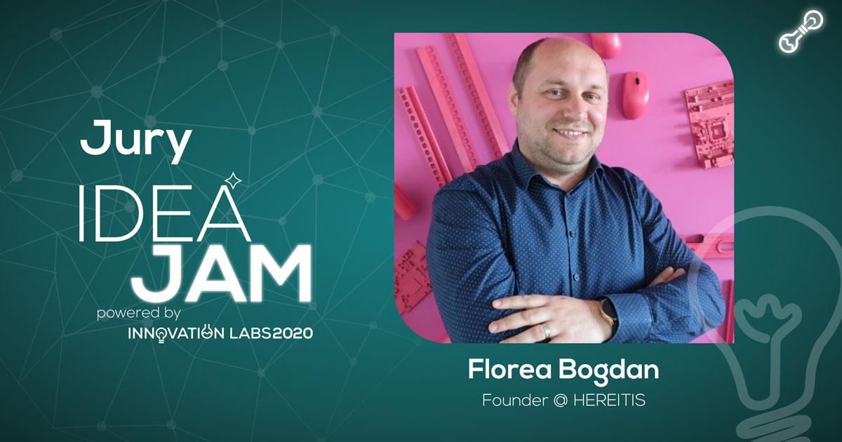 Jury-IdeaJam-Florea-Bogdan