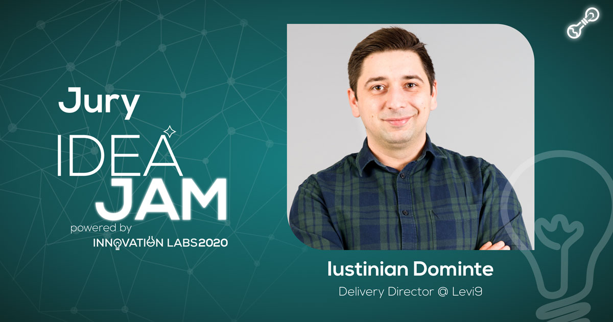 Jury-IdeaJam-Iustinian-Dominte
